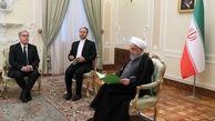 حسن روحانی با سفیر جدید فرانسه در ایران دیدار کرد