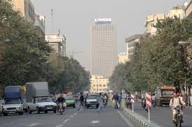 ازن در هوای تهران بیشتر شد