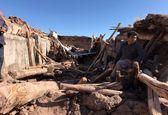 آخرین وضعیت زمینلرزه ۵.۹ ریشتری در استان آذربایجان شرقی/  ۵۸۴ نفر مصدوم شدند