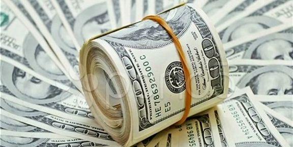 ارزش دلار به کمترین میزان در 3 ماه اخیر رسید