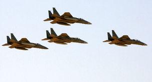 سعودی ها به صنعا حمله موشکی کردند