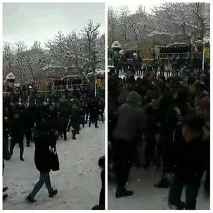 مزاحمان ائل گلی دستگیر شدند