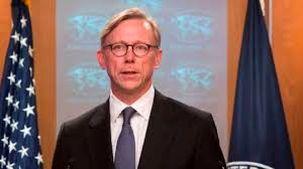هوک: تحریم های آمریکا مانع کمک رسانی ایران به حزب الله شده است