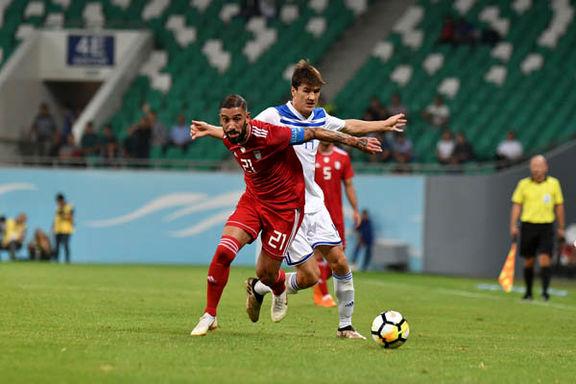 ایران اولین گام  جام ملتهای آسیا را با موفقیت برداشت