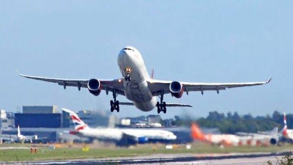 قیمت بلیط هواپیما به نرخ قبل از آبان باز میگردد