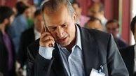 مهدی تاج در کمتر از 24 ساعت بعد از باخت ایران در جام ملت ها خود را به وزارت ورزش رساند