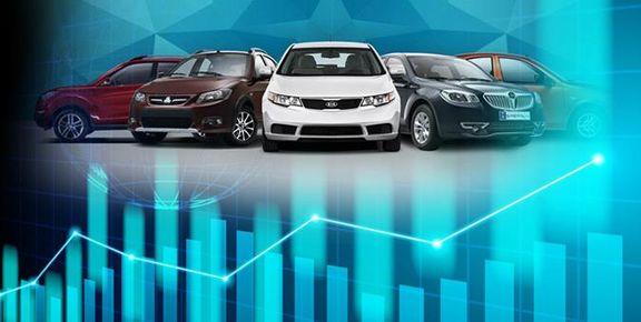 نماد «خودرو» لیدر حجم معاملات بازار اولین روز هفته
