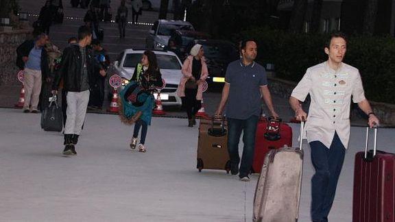 ایرانیان امسال نسبت به پارسال کمتر مسافرت کردند