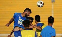 تیم فوتبال استقلال در  دیدار تدارکتی مقابل تیم اوکراینی شکست خورد