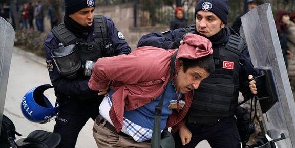موج تازه دستگیریها در ترکیه/  600 مظنون به ارتباط با سازمان گولن دستگیر شدند