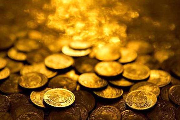 قیمت سکه به 12 میلیون و 400 هزار تومان رسید