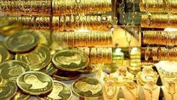 افزایش نرخ طلا و سکه در بازار/ سکه ۱۰ میلیون و ۱۰۰ هزار تومان شد