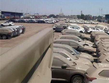 دلیل ترخیص نشدن خودروهای لوکس موجود در گمرک چیست؟