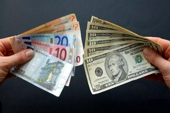 بازگشت دلار به کانال ٢١ هزار تومانی