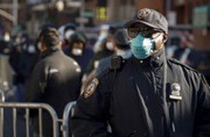 تعداد 730 افسر پلیس نیویورک به ویروس کرونا مبتلا شدند