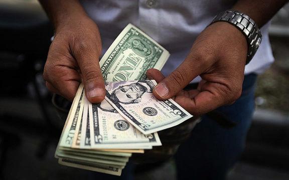 افزایش نرخ دلار در صرافیهای بانکی به 13 هزار و 600 تومان