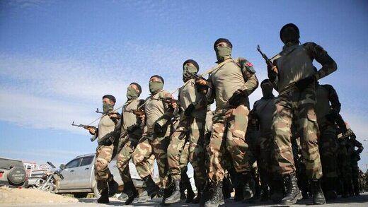 نیروهای ترکیه تحرکات خود را در شمال سوریه افزایش می دهند