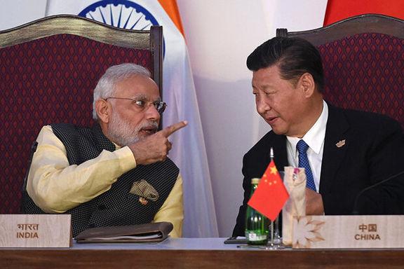 تاجران هندی کالاهای چینی را به آتش خواهند کشید