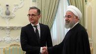روحانی: از اروپا انتظار داریم به تعهدات خود در برجام عمل کند/هایکو ماس: آلمان با سیاستهای آمریکا علیه ایران اختلافنظرهای زیادی دارد