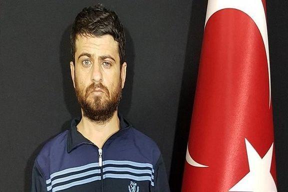 عامل حمله تروریستی سال ۲۰۱۳ ریحانلی دستگیر شد