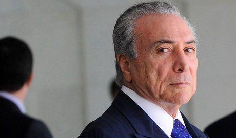 رئیسجمهوری سابق  برزیل بازداشت شد