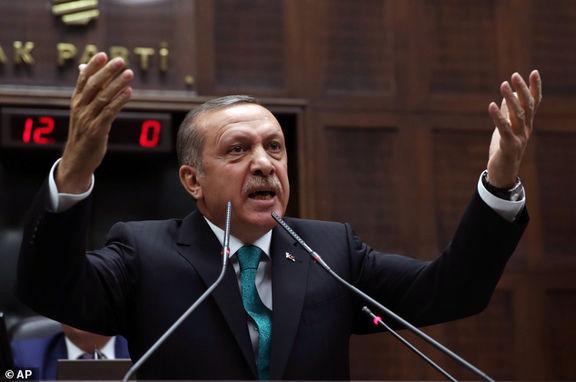 اردوغان در اندیشکده چتم هاوس: آمریکا دیگر نمیتواند میانجی صلح باشد