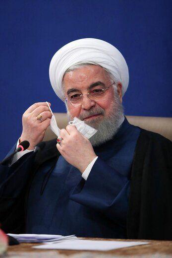 رونمایی ویدئوکنفرانسی روحانی از طرحهای وزارتخانههای تعاون و میراث فرهنگی