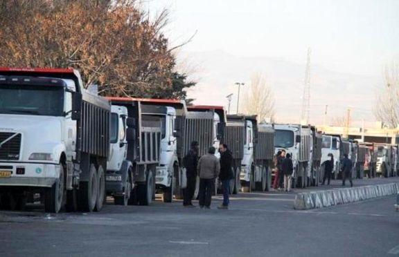 رسیدگی به مطالبات کامیون داران با تشکیل کارگروه ویژه در مجلس