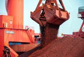 افزایش قیمت سنگآهن در بنادر چین بعد از افت روزهای اخیر