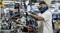 رشد تولید در کارخانجات آمریکا سرعت گرفت