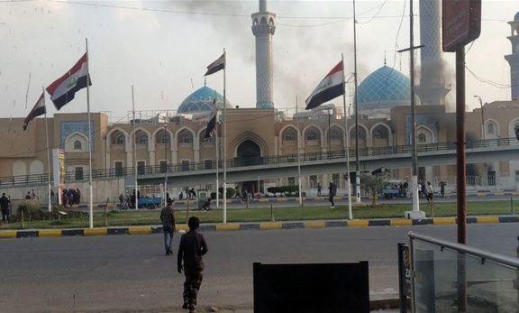فرماندار نجف از رئیس جمهور عراق خواست برای تأمین امنیت این شهر نیرو اعزام کند