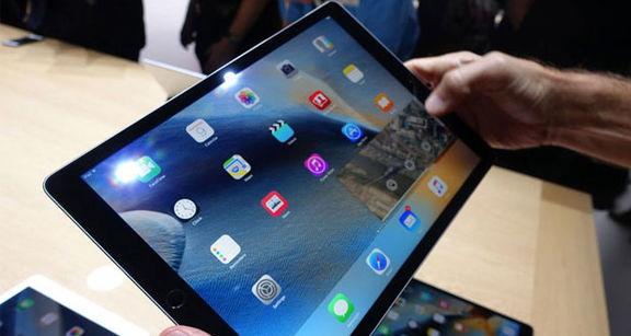 کاهش عرضه نسل جدید صفحه نمایشگر آی پد، اپل را با مشکل مواجه کرده است