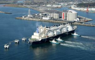 استرالیا بزرگترین صادرکننده LNG در جهان شد و از قطر پیشی گرفت