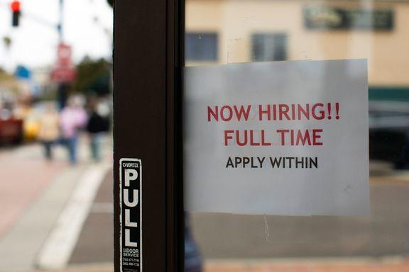 رشد کمتر از انتظار نرخ اشتغال در آمریکا در ماه می