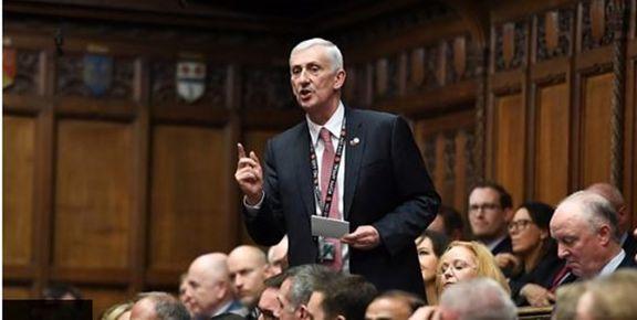 «لیندسی هویل» رئیس مجلس عوام انگلیس شد