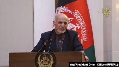 فرمان جدید اشزف غنی درباره ریاست اجرایی