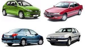 قیمت روز محصولات ایران خودرو در 17 بهمن