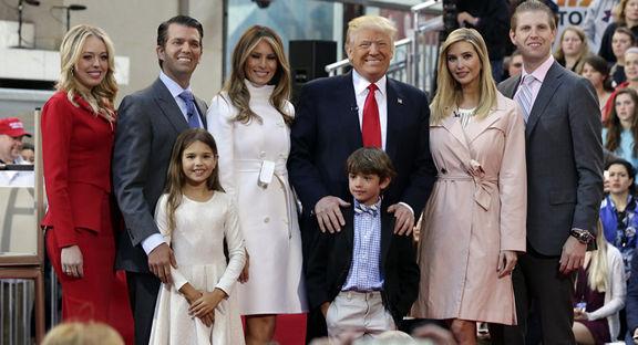 شکایت دولت نیویورک از ترامپ و فرزندانش/وضع جریمه 2 میلیون و 800 هزار دلاری برای ترامپ