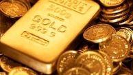 سقوط 16 دلاری قیمت طلا در جهان