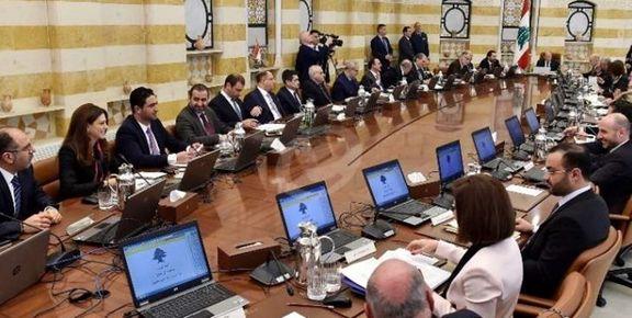طرح نجات سعد حریری در جلسه هیئت دولت لبنان تصویب شد