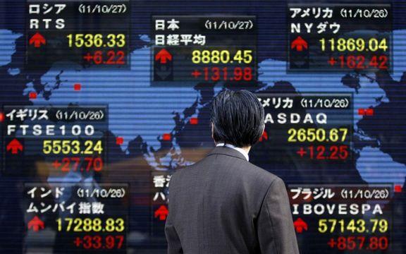 افزایش چشمگیر سهام آسیایی