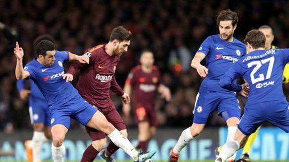 چلسی پای بارسلونا را به یوفا باز کرد