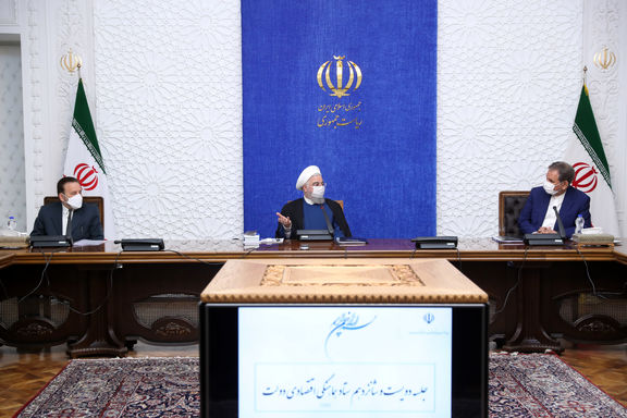روحانی: سعی دولت بر این است که موانع رشد بازار سرمایه را رفع کند / حمایت از بازار سرمایه به معنی هدایت دستوری نیست