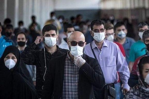 آخرین آمار کرونا در ایران؛ فوت ۱۵۳ تن و ابتلای ۱۴۹۱ نفر دیگر