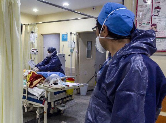 فوت ۲۰۰ نفر در شبانه روز گذشته بر اثر کرونا
