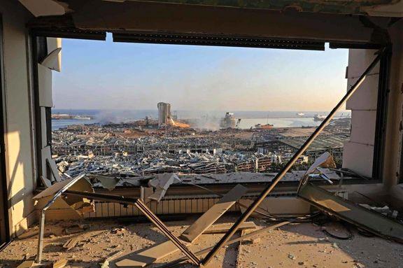 تمام مسئولان بندر بیروت بازداشت شدند