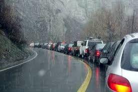آخرین گزارش پلیس راه و هواشناسی از وضعیت جاده های شمالی کشور
