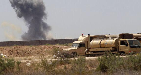 شناسایی یک عملیات حمله موشکی در بغداد توسط نیروهای امنیتی