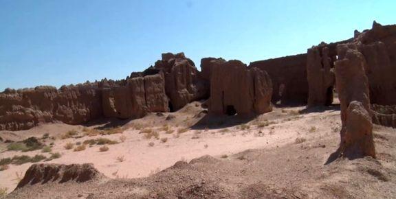 خبر تخریب قلعه بادامتک طبس چه بود؟