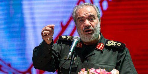 فدوی:  کسی جرات نمی کند به ایران نگاه چپ داشته باشد